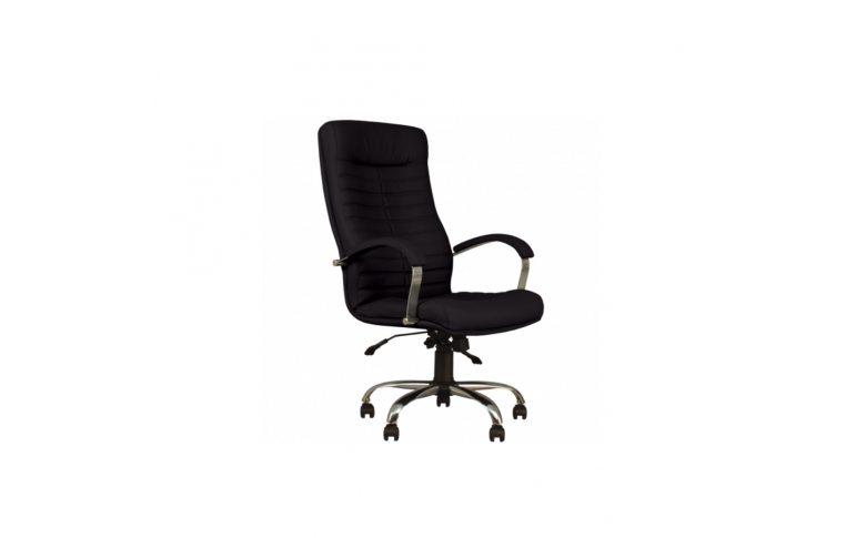 Кресла для руководителя: купить Кресло Оrion steel chrome eco-30 - 1
