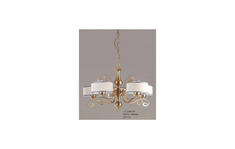 Декор для дома: купить Люстра 17122НВ/5Р TINKO - 1