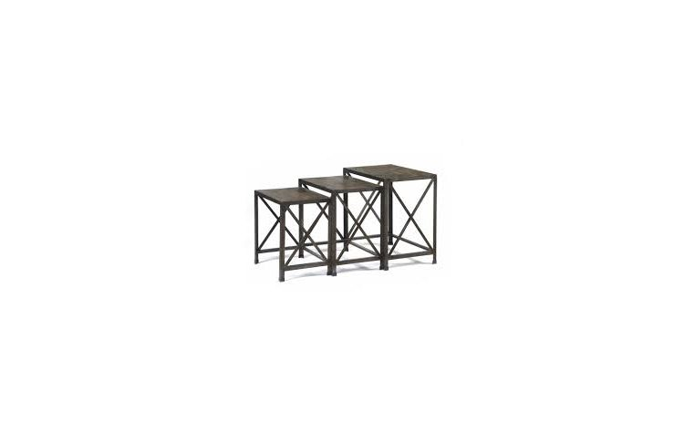 Журнальные столы: купить Стол угловой (н-р из 3 шт.) T500-716 - 3