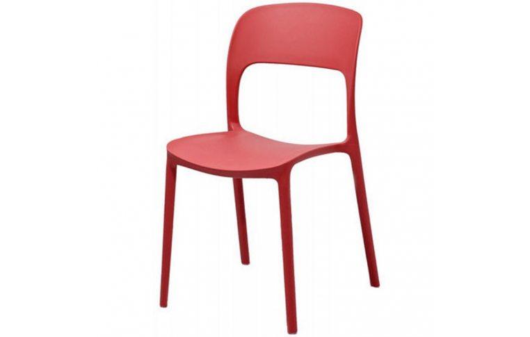 Кухонные стулья: купить Стул Флекси красный - 1