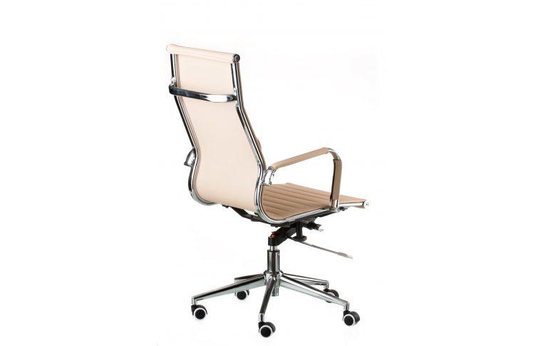 Офисные кресла: купить Кресло Solano artleather beige - 5
