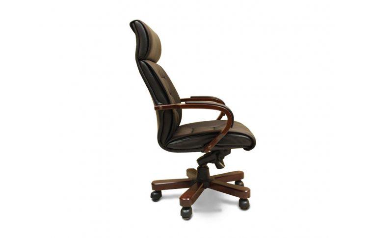 Кресла для руководителя: купить Кресло Тренто СА-1808А черный Диал - 3