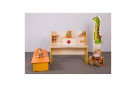 """Мебель для детского сада: купить Стенка """"Айболит"""""""
