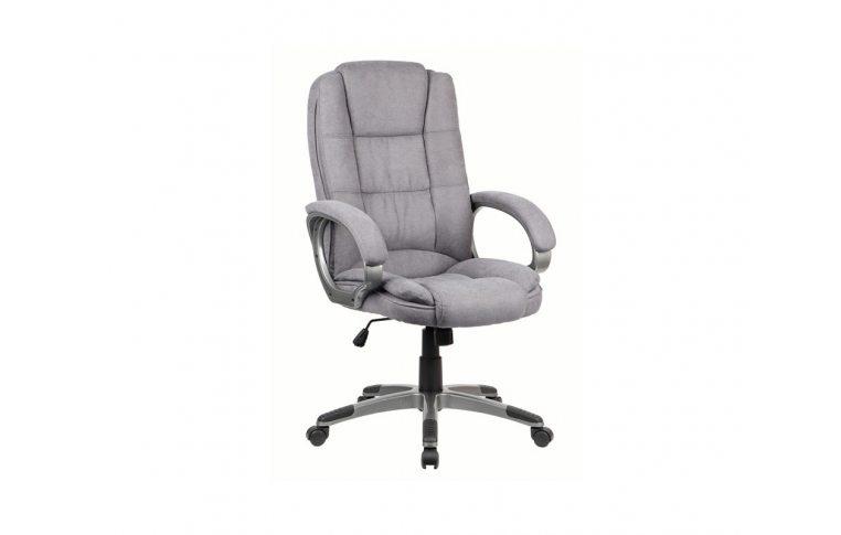 Кресла для руководителя: купить Кресло Denver BL 4301B Dark Grey Goodwin - 1