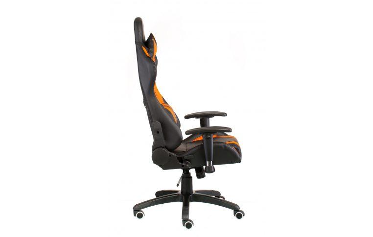 Геймерские кресла: купить Кресло ExtremeRace black/orange - 3