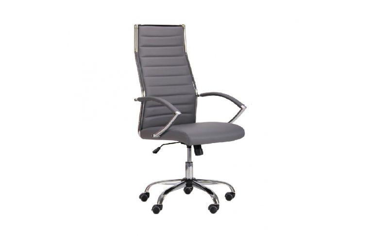 Офисные кресла: купить Кресло Jet HB (XH-637) серый - 1
