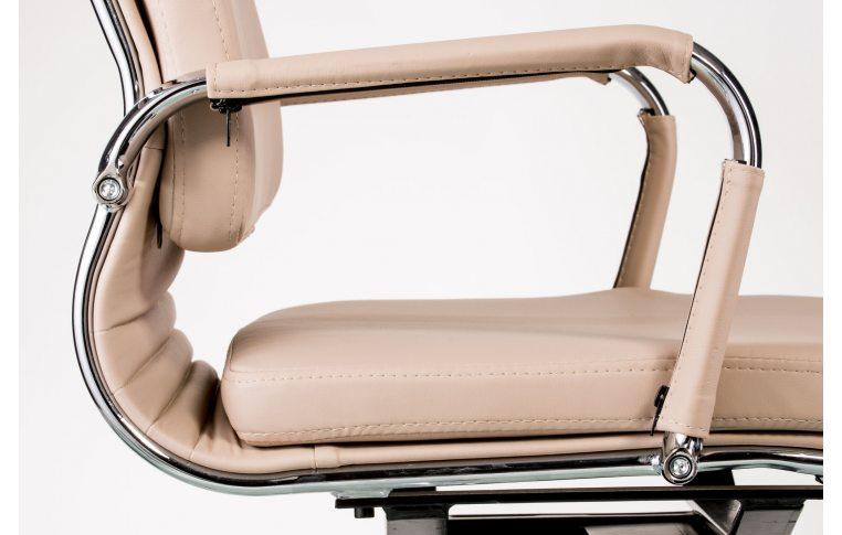 Офисные кресла: купить Кресло Solano 3 artleather beige - 8