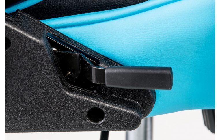 Геймерские кресла: купить Кресло ExtremeRace black/blue - 11