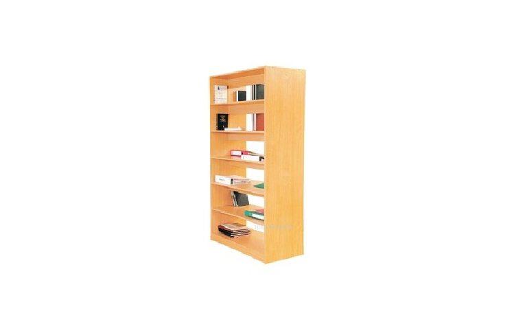 Школьные шкафы: купить Стеллаж двухсторонний - 1