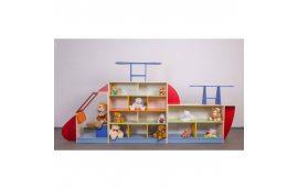 """Мебель для детского сада: купить Стенка """"Вертолет"""""""