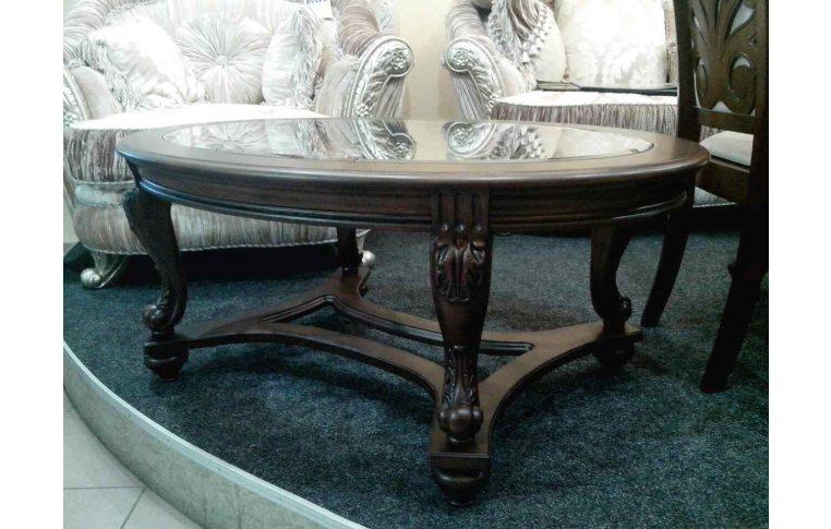 """Мебель для гостиной: купить Стол журнальный Т-499-0 """"ASHLEX"""" - 5"""