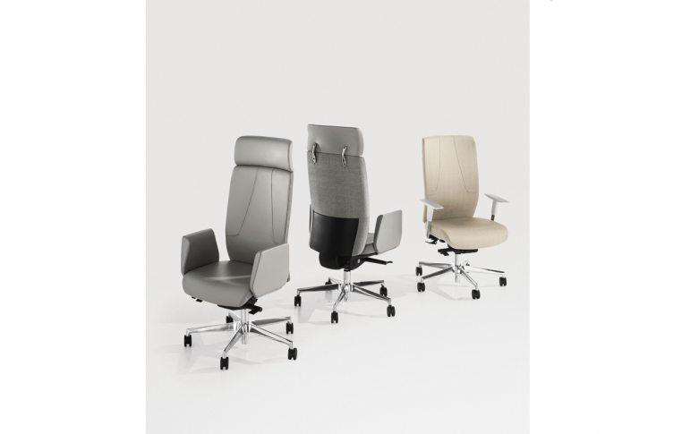 Кресла для руководителя: купить Кресло Lex Milani - 4
