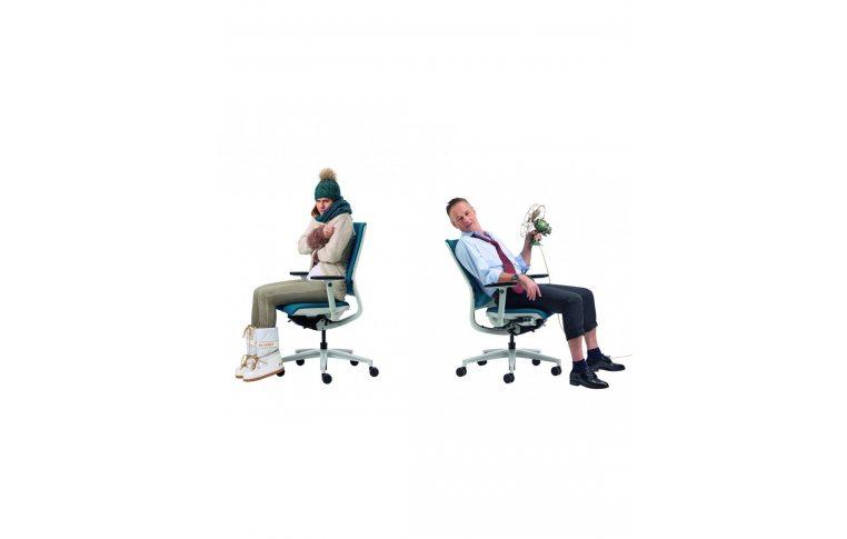 Эргономические кресла: купить Кресло Mera Klimastuhl Klober c подогревом и вентиляцией - 5