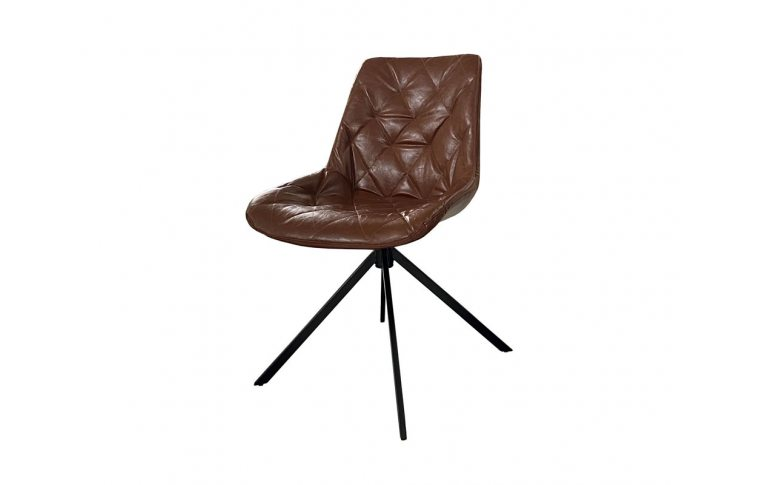 Кухонные стулья: купить Стул вращающийся Hans C-959 коричневый - 1