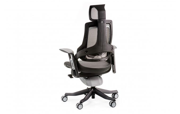 Кресла для руководителя: купить Кресло WAU CHARCOAL NETWORK - 4