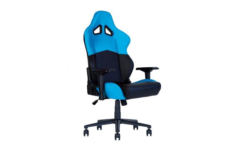 Геймерские кресла: купить Кресло для геймеров Hexter rc r4d Tilt mb70 Eco/01 Black/Blue - 1