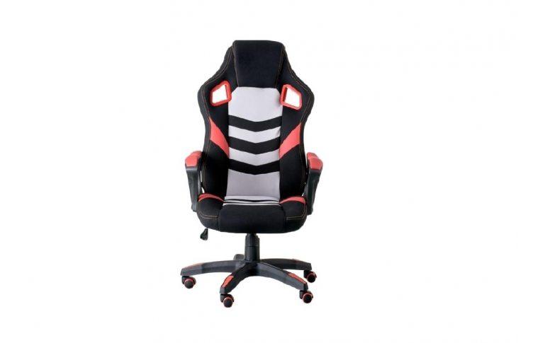 Игровые кресла: купить Кресло Abuse black/red - 3