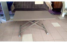 Стол трансформер В2219-S-1, цвет мокко