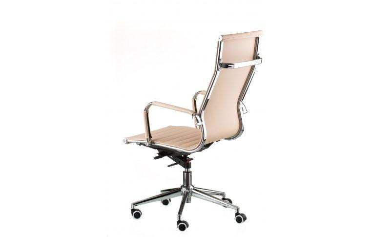 Офисные кресла: купить Кресло Solano artleather beige - 4