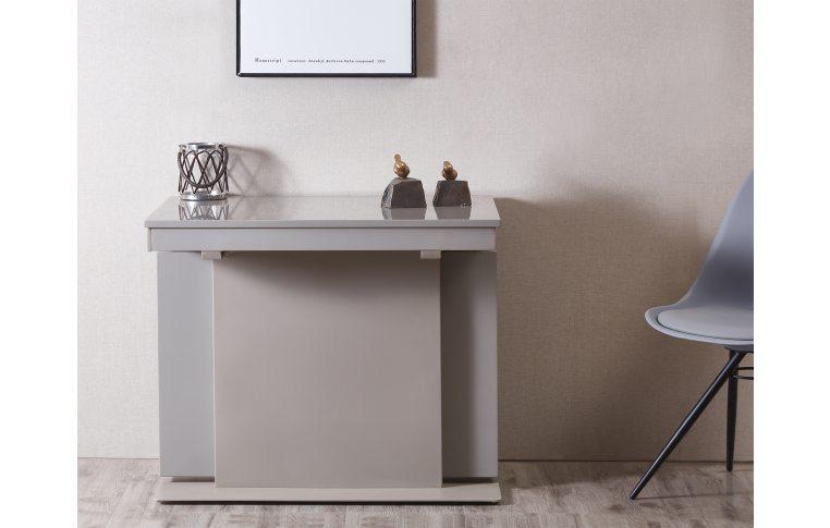 Кухонные столы: купить Стол трансформер RF-6301 DT серо-бежевый Daosun - 2