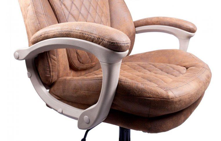 Кресла для руководителя: купить Кресло Barsky Soft Arm Leo SFbg-01 - 2