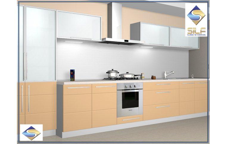 Кухни на заказ: купить Кухня под заказ Дайна Сильф - 1
