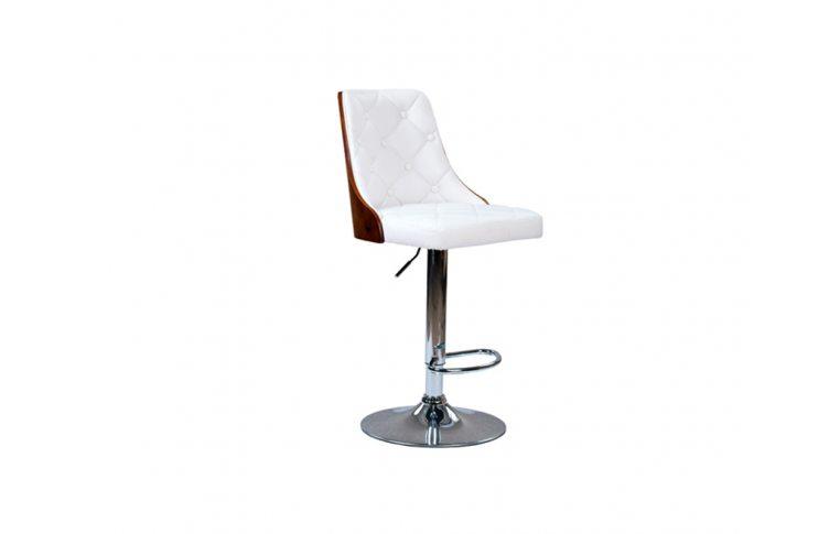 Барные стулья: купить Стул барный Лорд белый - 1