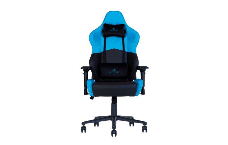 Геймерские кресла: купить Кресло для геймеров Hexter rc r4d Tilt mb70 Eco/01 Black/Blue - 6