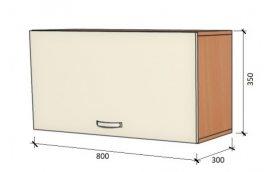 Школьные шкафы: купить Модуль стенка школьная НШ-В-3 -