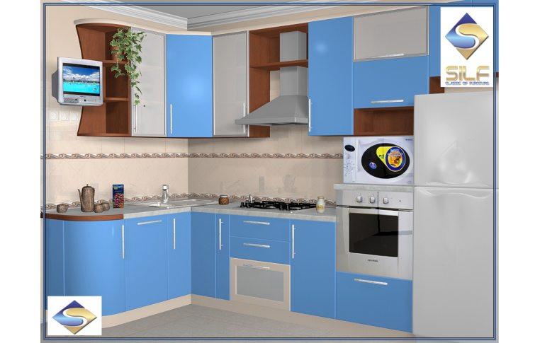 Кухни на заказ: купить Кухня под заказ Дженифер Сильф - 1