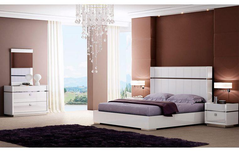 Кровати: купить Кровать Лондон белый Frisco - 2