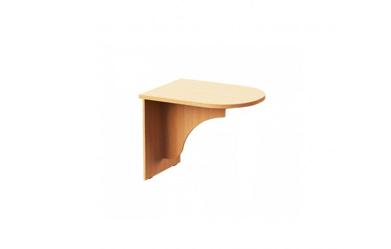 """Мебель для руководителя: купить Кабинет """"Титан"""" Т-010 Стол приставной - 1"""