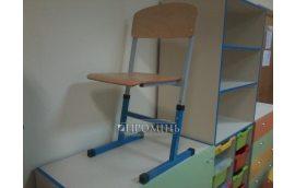 Школьные стулья: купить Стілець регульований 80384 -