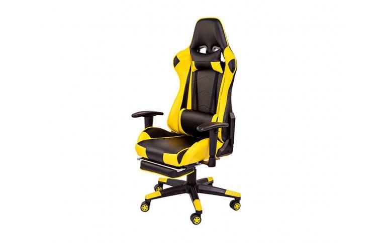 Кресла для руководителя: купить Кресло Drive yellow Goodwin - 1