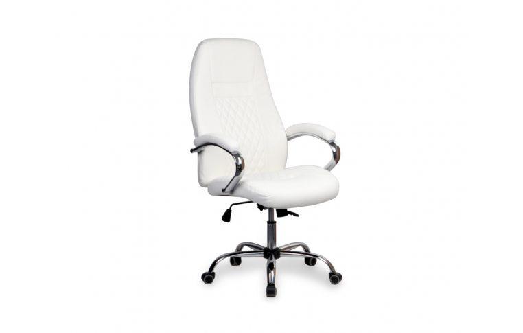 Кресла для руководителя: купить Кресло Sicily белый Goodwin - 1