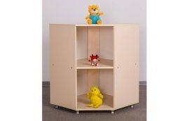 Мебель для детского сада: купить Секция угловая переходная