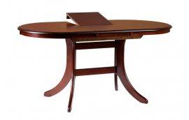 Кухонные столы: купить Стол Лайза W каштан Domini
