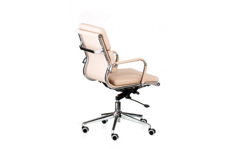 Офисные кресла: купить Кресло Solano 3 artleather beige - 6