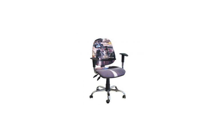 Компьютерные кресла: купить Кресло Бриджит дизайн АМФ-а-15 - 1