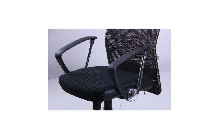 Кресла для руководителя: купить Кресло Аеро HB Line сетка черный - 6