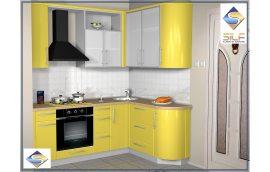 Кухня под заказ Дария Сильф - Кухни на заказ