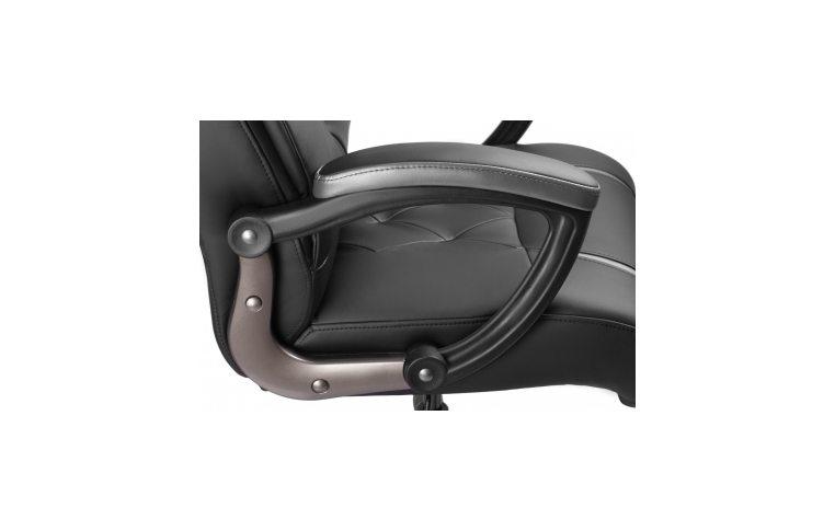 Кресла для руководителя: купить Кресло Barsky Design PU black BD-01 - 3