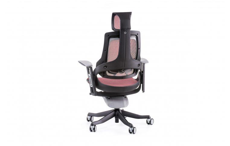 Офисные кресла: купить Кресло WAU DEEPRED NETWORK - 4