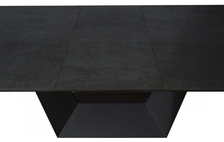 Кухонные столы: купить Стол Антей черный керамика - 2