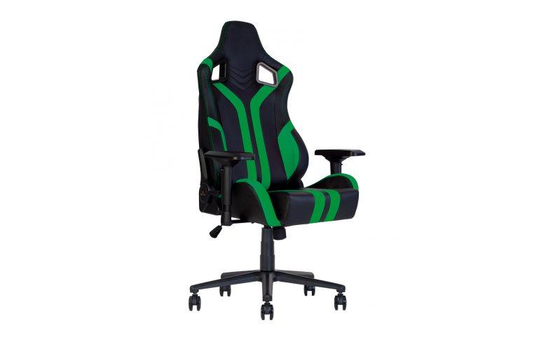 Игровые кресла: купить Кресло для геймеров Hexter Pro r4d Tilt mb70 Eco/03 Black/Green - 1
