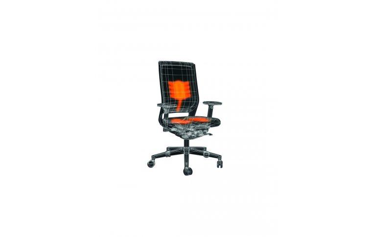 Эргономические кресла: купить Кресло Mera Klimastuhl Klober c подогревом и вентиляцией - 2