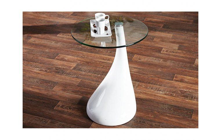 Журнальные столы: купить Стол журнальный Перла белый - 2