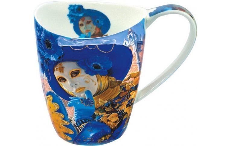 Декор для дома: купить Кружка «Голубая маска» 400 мл - 2