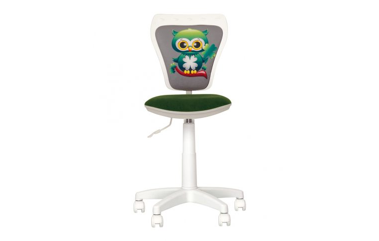Детские кресла: купить Кресло Ministyle GTS WHITE - 8