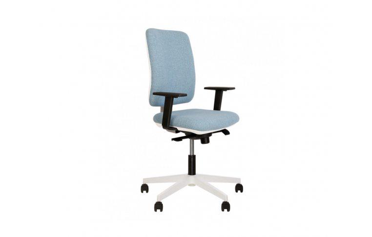 Кресла для руководителя: купить Кресло Smart R white-grey ES PL71 CSE-13 - 1
